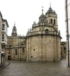 Lugo Catedral, Spain