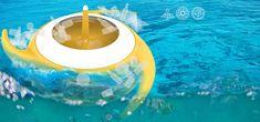 Ocean System Targeting Plastic Pollution | Yanko Design