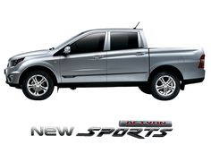 SsangYong Actyon Sports Pick Up