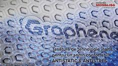 Saltea antistres ortopedica Graphene Dream Personalized Items