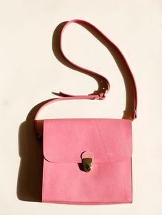 Marlow Goods - Vanderbilt Clutch Bag - Pink