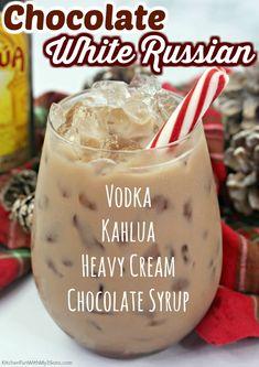 Christmas Drinks Alcohol, Christmas Cocktails, Holiday Drinks, Holiday Recipes, Christmas Recipes, Winter Drinks, Recipes Dinner, Keto Recipes, Recipes
