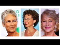 Cortes de cabello corto para mujeres maduras