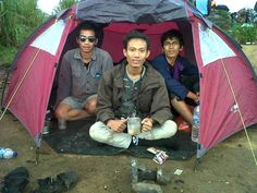Hiked for the second time ungaran #Mountain, Semarang, Indonesia
