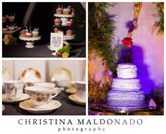 Magic, Wedding in Wonderland, The Salvador Dali Museum, St Petersburg, Florida, Alice in Wonderland    Floral, decor, furniture, lighting:  ConceptBait IG: @ConceptBait FB: @ConceptBait    Linens  Over The Top Inc FB: @overthetopinc    Cake Corey's Bakery Palm Harbor IG: FB: @Coreys-Bakery-Catering https://www.facebook.com/Coreys-Bakery-Catering-184413614967311/  Catering  @PuffNstuffcatering