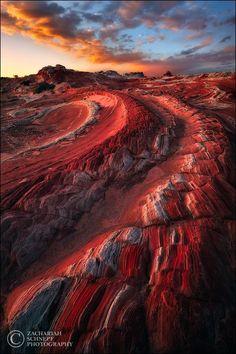 Red Dragon, Arizona, by Zack Schnepf, on 500px.com.