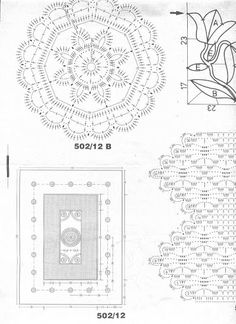 Puntas 4 - Isabel Cristina Mejia - Picasa Web Albums