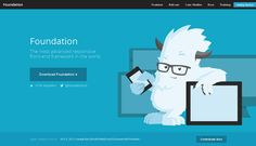 16 Tools for Responsive Web Design: Part Grids and Wireframe Web Design Tools, Web Design Trends, Tool Design, Flat Design, Responsive Web Design, App Ui Design, Yeti Sightings, Web Development Tools, Cool Backgrounds