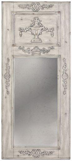 Gabby Decor Abbey Trumeau Mirror