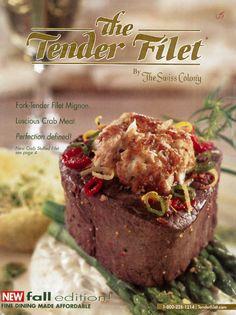 Tender Filet cover for Fall 2005.