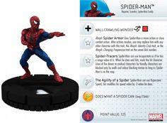 Spider-Man #024 Amazing Spider-Man Marvel Heroclix