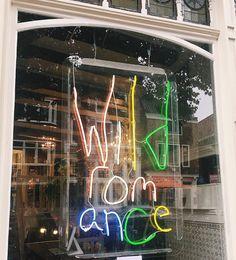 #neon #wildromance #amsterdam #netherlands #iamsterdam #window #street #vsco #vscocam