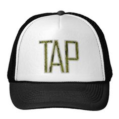 """This slick Tap dance design will make a great gift for tap dancers! Big bold block letters in a metallic silver color scream """"TAP"""". Perfect for a tap dance teacher, broadway dancer, and old school hoofers. Easily personalize your dance design by adding a name, special message, or changing the background color by clicking """"customize it"""" when placing your order."""
