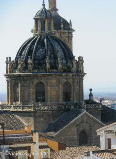 Vista del tejado de la Catedral de Granada