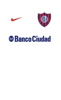 CA San Lorenzo de Almagro Messi, Soccer Kits, Football, San, America, Sports Uniforms, Football Jerseys, Sports, T Shirts