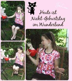 #MissWonderland Alice im Wunderland Alice in Wonderland #Nichtgeburtstag