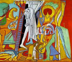 Pablo Picasso - Crucifixion (1930)
