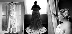 Manchester Wedding - Bride Getting Ready | London, Ontario | Old Court House by Roman Hidalgo Photography #fallwedding