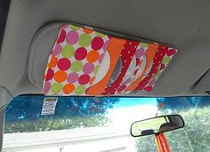 From The Hive: Cd holder for the car