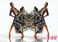 Pin for Later: Fashion Flashback: See Every H&M Designer Collaboration Since It All Began Matthew Williamson x H&M, 2009