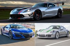7 Sports Cars That Can Be Hard to Handle - Motor Trend