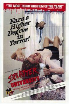 Splatter University (1984)