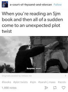 The reality of this. Not just that but the pain tha comes with that plot twist is so much worse