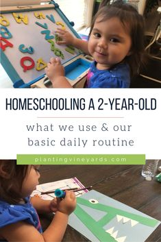 Homeschooling a may sound like overkill. But our little one LOVES to learn. If yours does too and you need some ideas, read on! Homeschooling a may sound like overkill. But our little one LOVES to learn. If yours does too and you need some ideas, read on! Crafts For 2 Year Olds, Activities For 2 Year Olds, Preschool Learning Activities, Preschool Curriculum, Infant Activities, Fun Learning, Daily Activities, Toddler Educational Games, Preschool Phonics