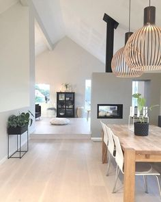 Is To Me brings you the essence of Scandinavian design with soft furniture, . - Scandinavian Design Trends - Have Best Home Decor ! Living Room Decor, Living Spaces, Living Rooms, Kitchen Living, Deco Design, Decoration Design, Design Design, Design Ideas, Scandinavian Home