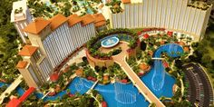 Baha Mar mega-resort in the Bahamas.Baha Mar will be one of the biggest resorts in the Caribbean when it opens, and is considered vital to reviving the Bahamian economy.