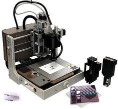Squink Basic PCB Printer