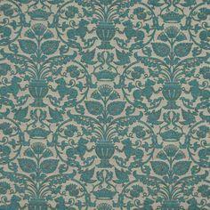 Warwick Fabrics : SARAFINA, Colour HUNTER