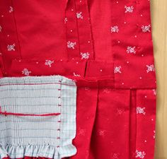 sewing galaxy: Den Dirndl Geheimnissen auf der Schliche, Teil 5 Smocking, Gift Wrapping, Homemade, Sewing, Crafts, Awesome Things, Sewing Clothes, Gift Wrapping Paper, Dressmaking