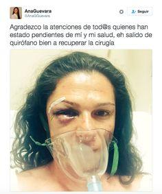 Este tampoco es un incidente aislado. Apenas ayer hablábamos de la terrible agresión que sufrió Ana Guevara. | María Barracuda fue golpeada por un extraño porque esta ciudad se está saliendo de control