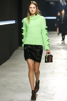 Christopher Kane Ready-To-Wear Fall Winter 2014 #LFW