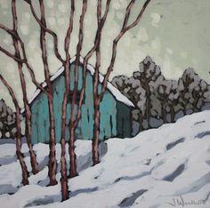 Jennifer Woodburn - Blue Barn