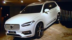 2015 Volvo XC90 details revealed - http://www.caradvice.com.au/303866/2015-volvo-xc90-details-revealed/