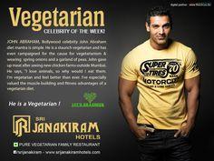Vegetarian Personalities