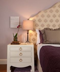 This nightstand is a must-have in any bedroom!
