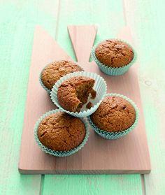 Grazie al loro sapore speziato, queste tortine sono perfette con una tazza di cioccolata fondente