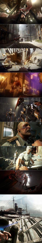 Dishonored 2 - New Screenshots