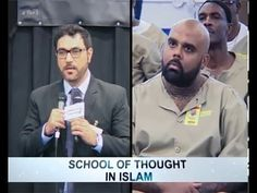 Schools of Thought in Islam - Imran Waheed During the visit to Pendleton Maximum Security Prison at Indiana USA, one of the prisoners asked a burning question related to Schools of Thought from Imran Waheed Burning Questions, Prison, Unity, Schools, Indiana, Islam, Peace, Events, Thoughts