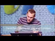 David Platt, pastor of the Church at Brook Hills and author of Radical and Follow Me, gives insight into how to effectively share the gospel with children. T...