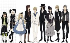 Are You Alice? anime