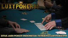 Untuk hal lain yang membuat Anda harus bermain di situs Judi Poker Online Bank CIMB Terbaik Indonesia ini adalah dengan adanya banyak sekali pilihan permainan