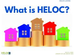 What is HELOC?  It's a Home Equity Line of Credit... Get more information here!
