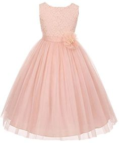 AkiDress Lace Top Tulle Bottom with Pearl Flower T-Length Dress for Big Girl Blush 8 Aki_Dress http://www.amazon.com/dp/B01B5FCFLK/ref=cm_sw_r_pi_dp_KsiZwb1F8V6NW
