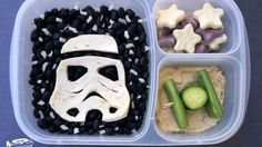 Lunchbox Dad Makes His Children Amazing Star Wars Box Lunches