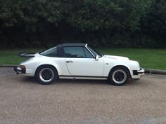 1986 Porsche 911 3.2 Targa - Silverstone Auctions