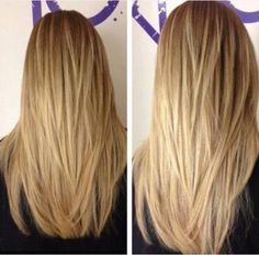 Fabulous Long Straight Hairstyles With Layers